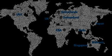 Bluecast-duabi-india-uk-map