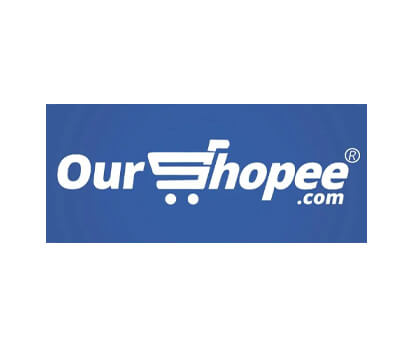 bluecast client ourshopee logo